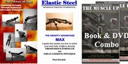 Muscle Up Book/DVD, GAM and PO1 BodyWeight Training Combo (Beast Maker Combo)