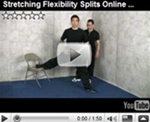 Splits and Flexibility Online 12 Weeks In Depth Course with Paul Zaichik